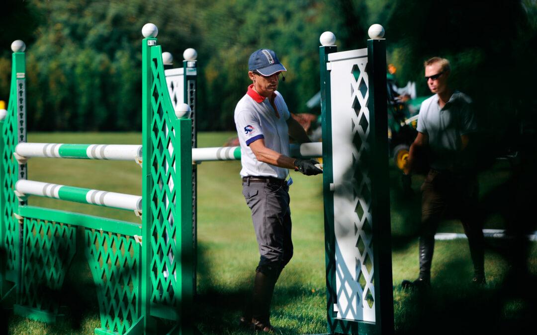 Springkurs bei Holger Hetzel – jetzt für Restplätze anmelden